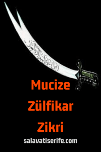 Mucize Zülfikar Zikri