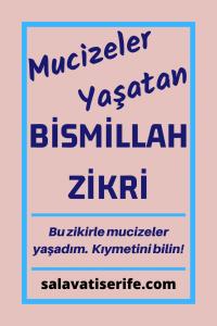 Bismillah Zikri